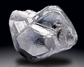 The 500 carat diamond